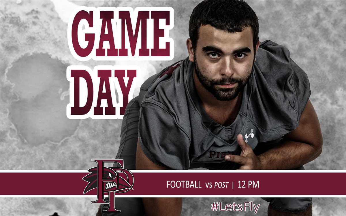 #GAMEDAY @Ravens_FB hosts Post on campus at noon today! Follow the action with the live stat and video links below! #RavenNation #LetsFly   Live Stats:  https:// goo.gl/nyJJio  &nbsp;   Video:  https:// goo.gl/zfMGie  &nbsp;  <br>http://pic.twitter.com/9bQ1c9fjHh