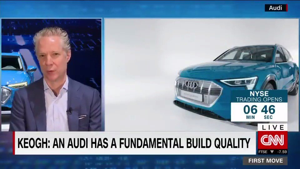Audi just unveiled a new all-electric SUV https://t.co/FE0d7KL2PA https://t.co/VMXabYcTZE