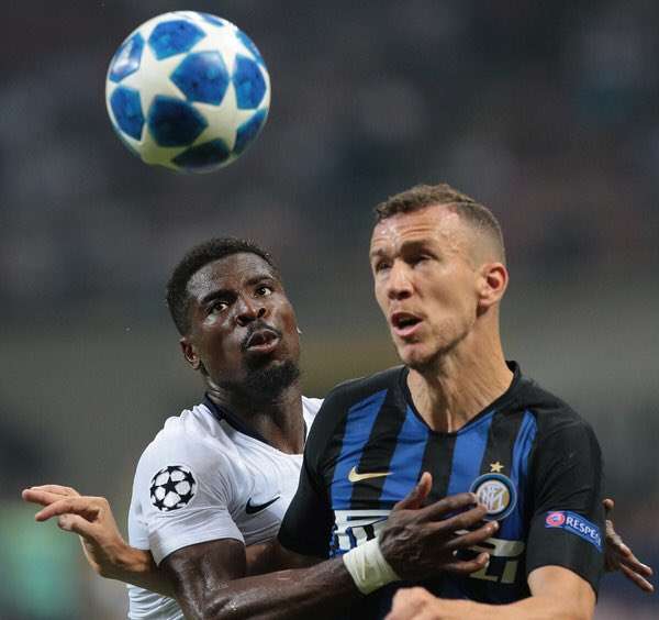 """""""It was the first game in the Champions League for many, it was not easy, even for me after six years. The important thing is that we have won, now we have to concentrate on Sampdoria, after that we will see where we stand."""" Ivan Perisic"""