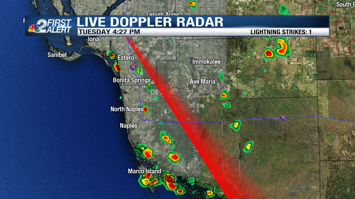 Rob Duns On Twitter Sea Breeze Is Helping To Fire Off Some Showers