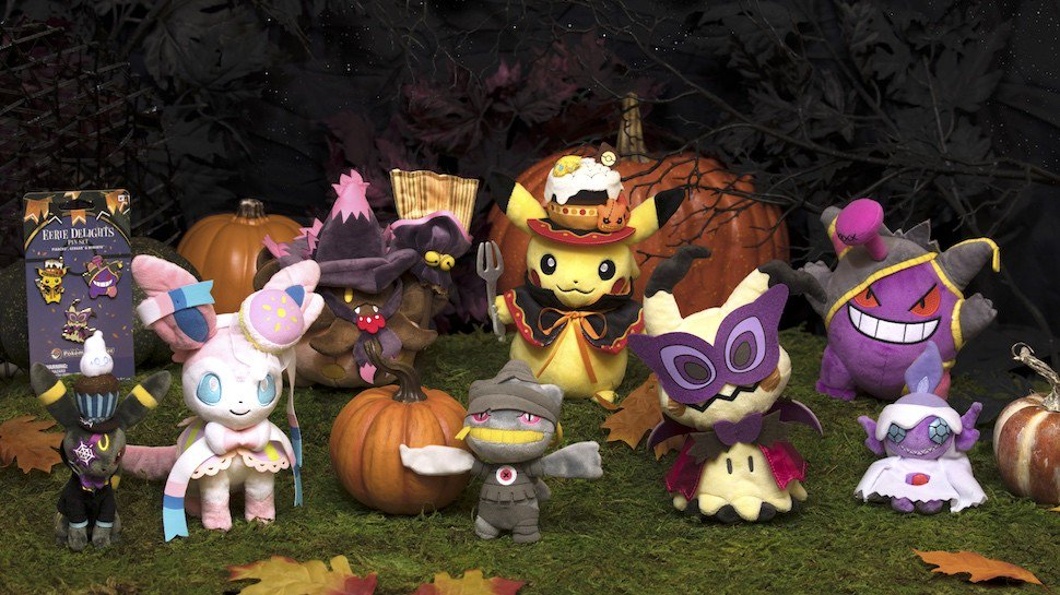 #Pokémon dressed in spoopy costumes for #Halloween are so pure and we need them all: https://t.co/wtpFBjNpMy https://t.co/MpL4rUg2z9