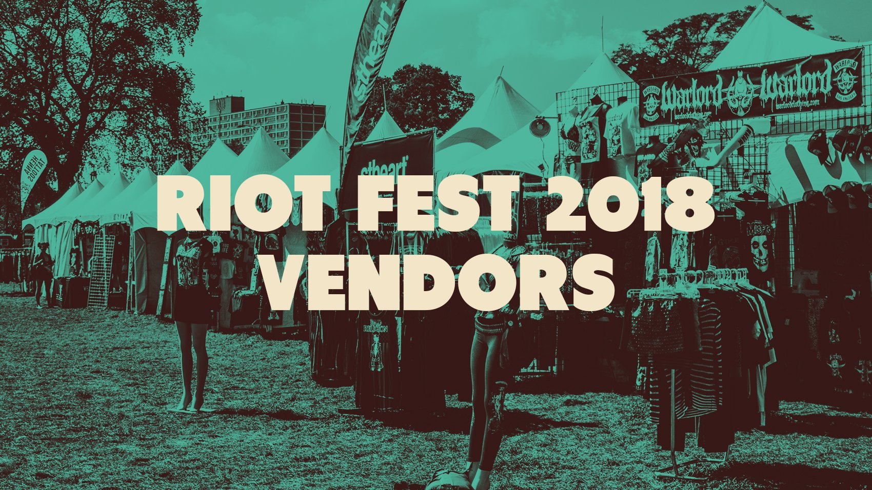 Did you miss a Riot Fest Vendor? We made you a list: https://t.co/G38HWuGyza https://t.co/3G8tokxWsA
