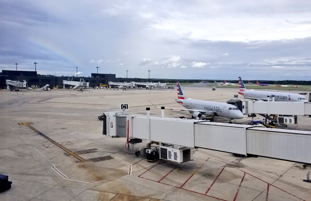 bwi marshall airport on twitter in the 90 seconds or so it took to
