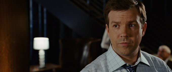 Jason Sudeikis is now 43 years old, happy birthday! Do you know this movie? 5 min to answer!