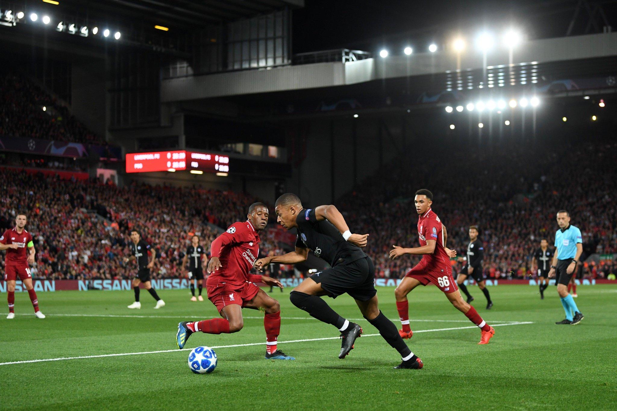 Liverpool 3-2 PSG Highlights