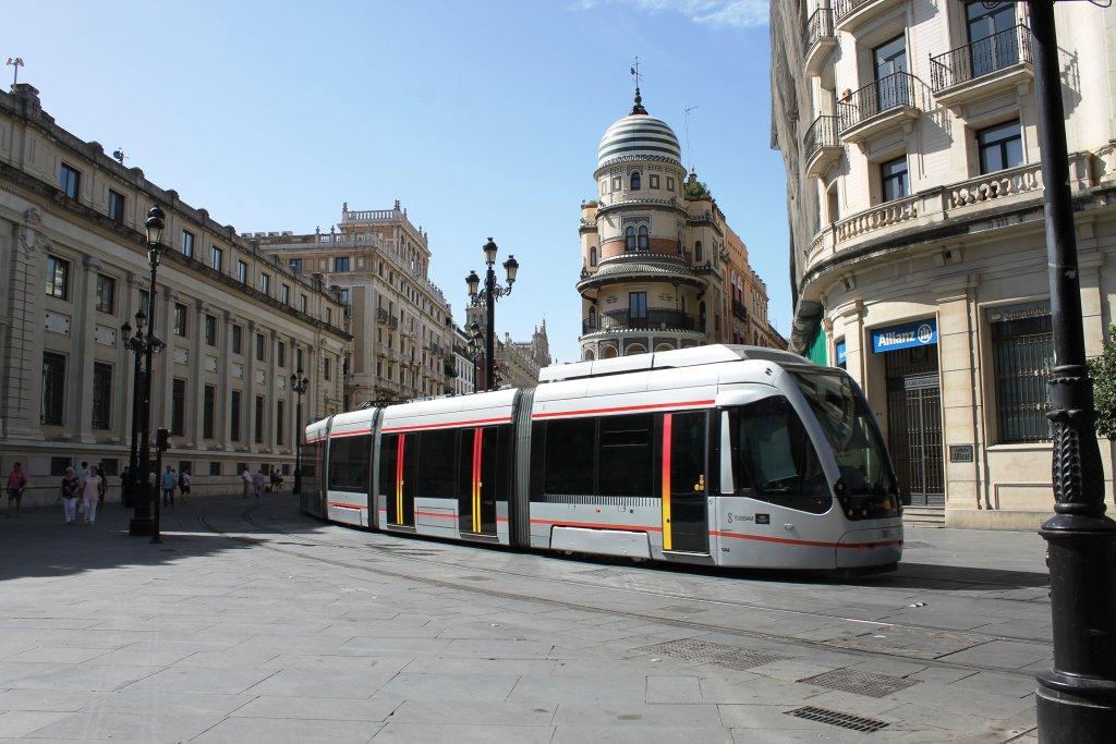 Sapete che questa settimana si celebra la mobilità sostenibile?#Siviglia è tra le migliori città d\