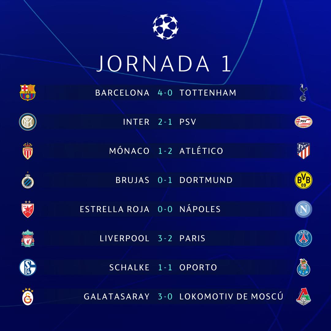 [HILO ÚNICO] Liga de Campeones de la UEFA 2018-19 DnZ6UO8WwAIQVZ3