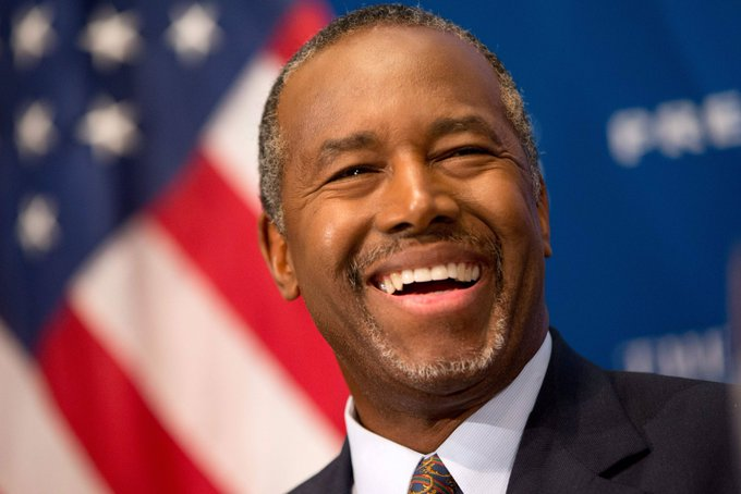 Happy Birthday to Secretary Ben Carson!