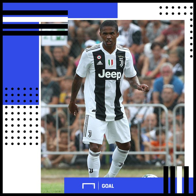 BREAKING: Douglas Costa has been given a four-match Serie A ban for his spitting incident on Sunday Photo
