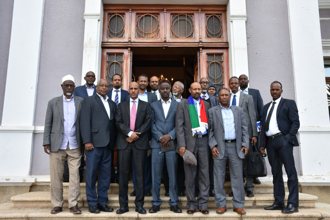 Ethiopian Government and Ogaden Liberation Fighters (ONLF