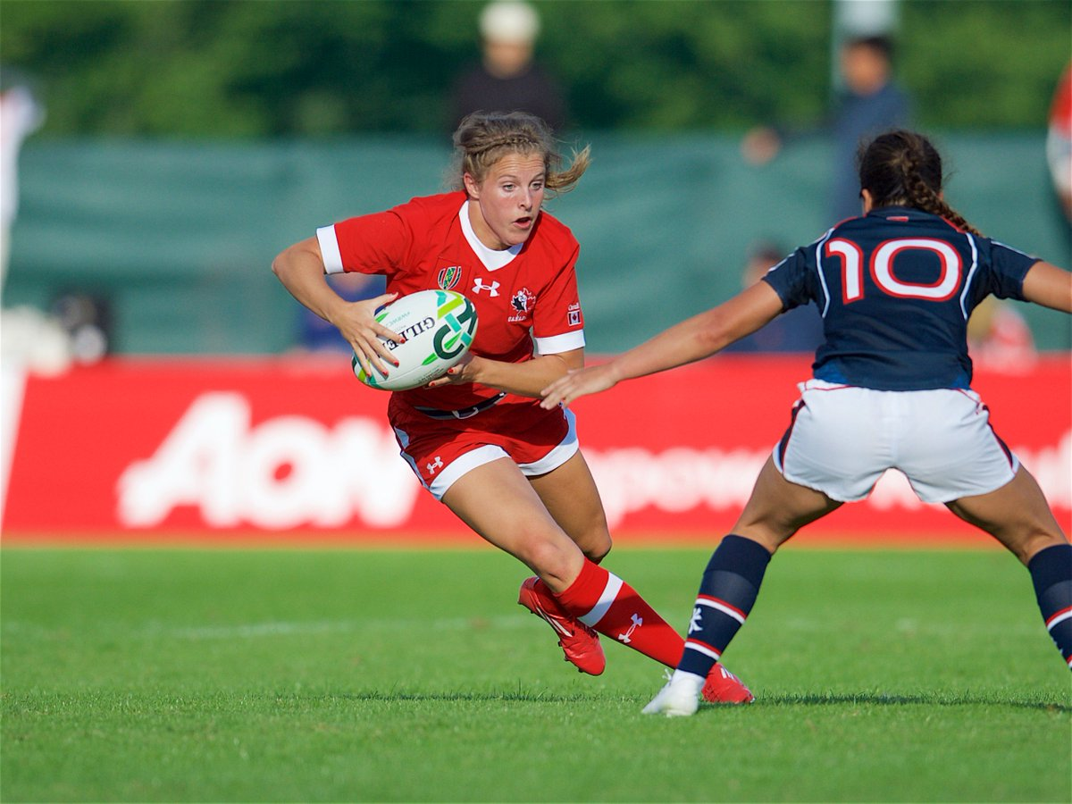 Happy birthday to Canadian Internationals, Brianna Miller &amp; @<a target=