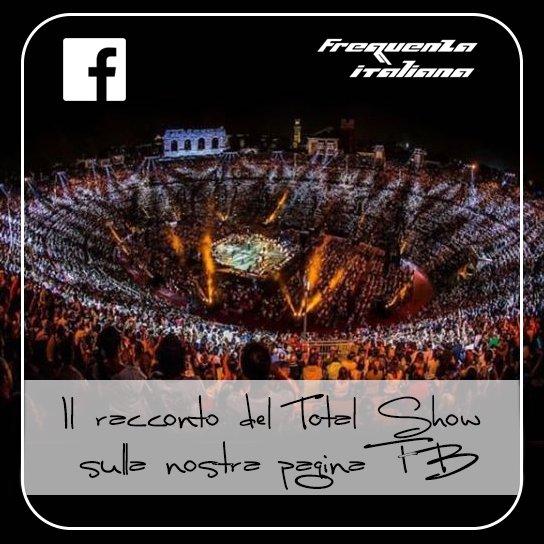 """""""Al Centro"""": trovate il racconto del concerto sulla nostra pagina fb! #ALCENTRO #VERONA #CLAUDIOBAGLIONI #musicaitaliana #frequenzaitaliana #live #arenadiverona  - Ukustom"""