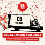 Our new range is now available on OCADO! To celebrate we are giving you 25% off our FULL range! If you were waiting for the perfect time to stock up....this is it!   #misotasty #miso #ocado #food #mealkits #ramen #noodles #udon #promotion #discount #ocadofood