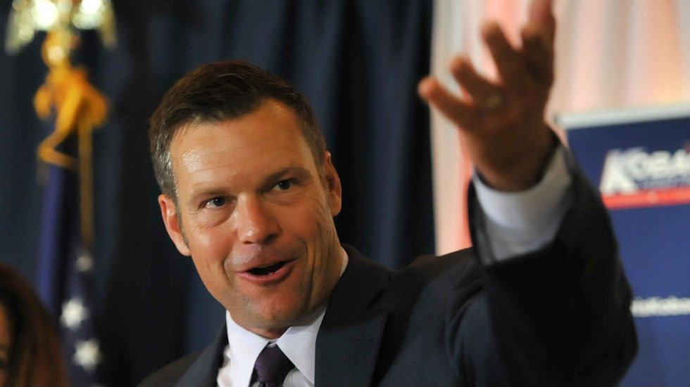 Ex-GOP Kansas senator endorses Dem nominee over Kobach https://t.co/vhliNqOSbN