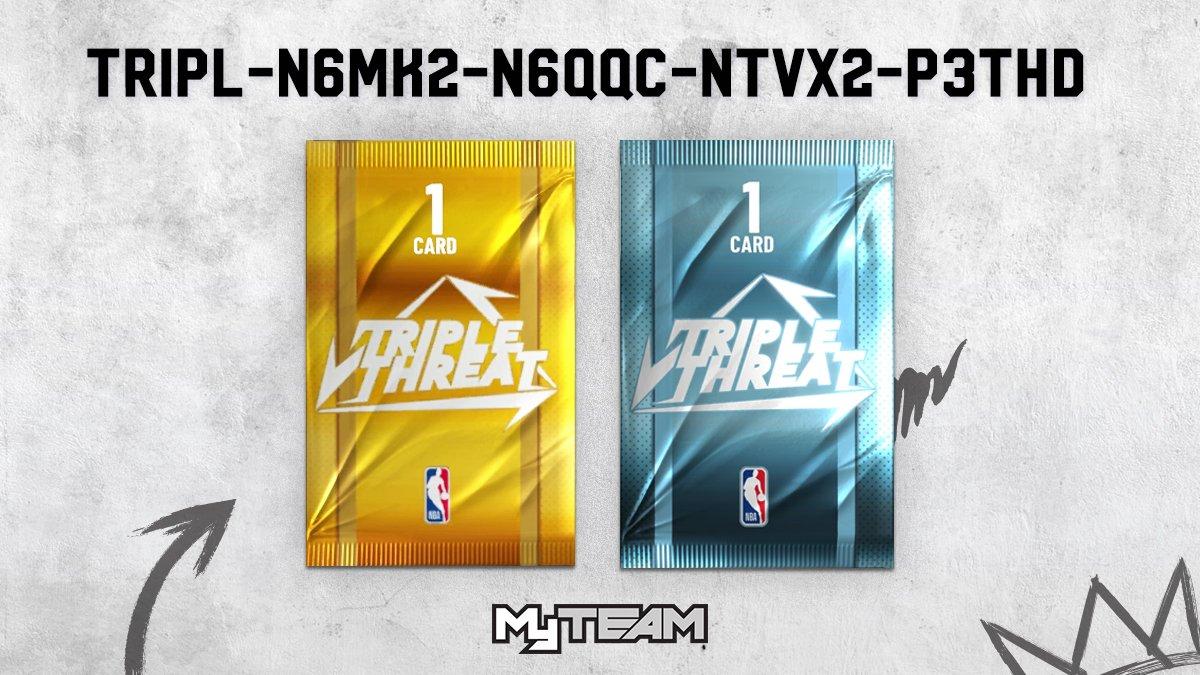 NBA 2K20 MyTEAM on Twitter: