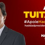 #ApoieHaddadManu Twitter Photo