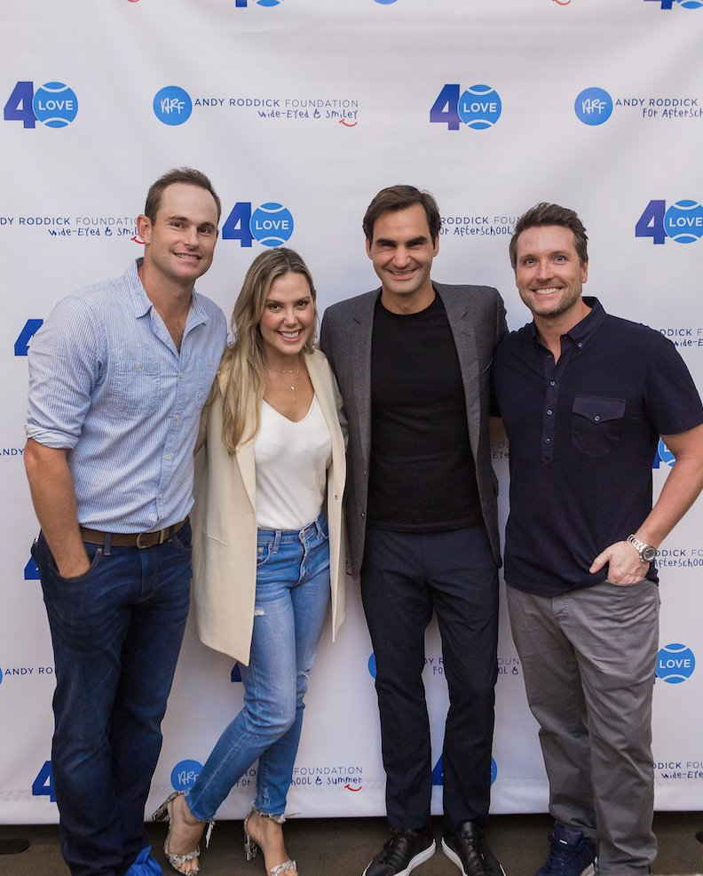 3970debe9f53a6 Andy Roddick Foundation on Twitter