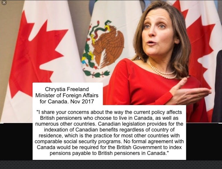 Cbi On Twitter The Canada Deal Was Designed For Two Countries This