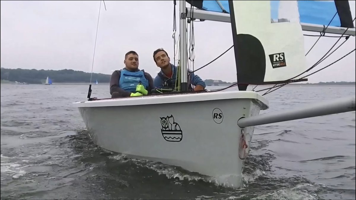 Good luck Jonny Currell, who is racing at the @parawsailing championships this week. He first sailed with the Trust in 2008 after treatment for osteosarcoma aged 12. He is competing in the RS Venture racing - Follow the action here https://t.co/dHDOpSpMUf