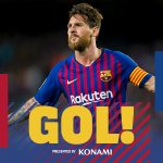 Barca Twitter Photo
