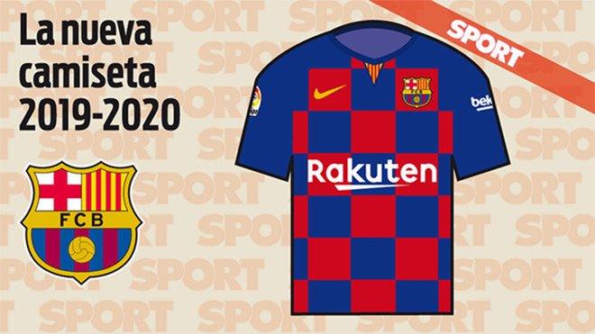 Maillot Barça