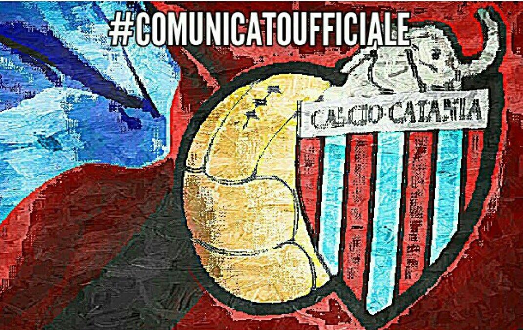 Comunicato Ufficiale emesso dal @Catania.http://calciocatania.it/article.php?id=35199&l=#News #Catania #SerieC #SerieB #ripescaggi (@Istinto_RA)  - Ukustom