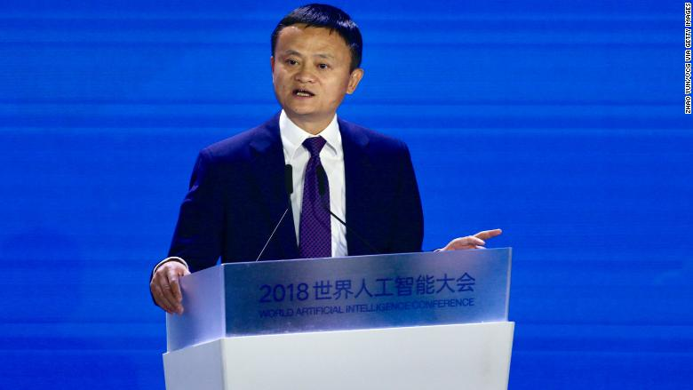 Jack Ma: The US-China trade war could last 20 years https://t.co/UXmxpd9LnW