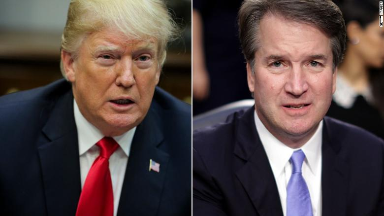 President Trump says he does not believe the FBI should delve any further into the decades-old sexual assault allegation leveled against Supreme Court nominee Brett Kavanaugh, claiming the FBI does not want to be involved https://t.co/DQ6e3rqYyy