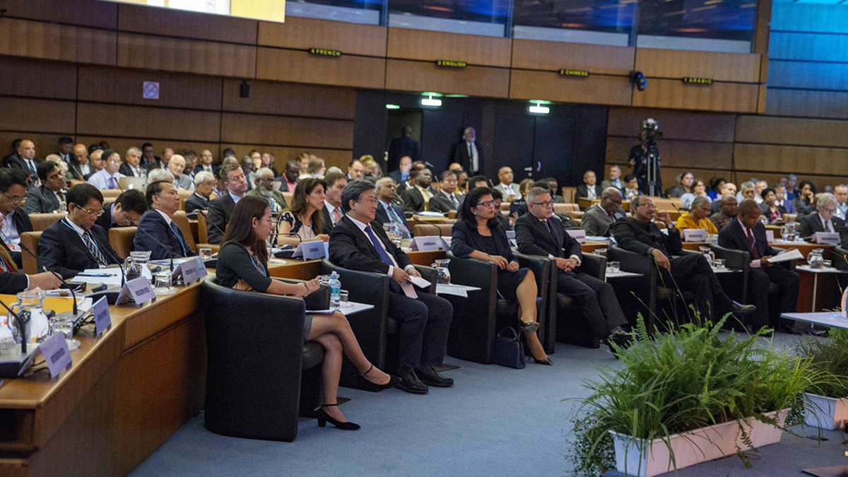 Day 2 of the #IAEAGC comes to a close. Here are highlights from what's happened today! ⚡ https://t.co/iWpBv5UNjy