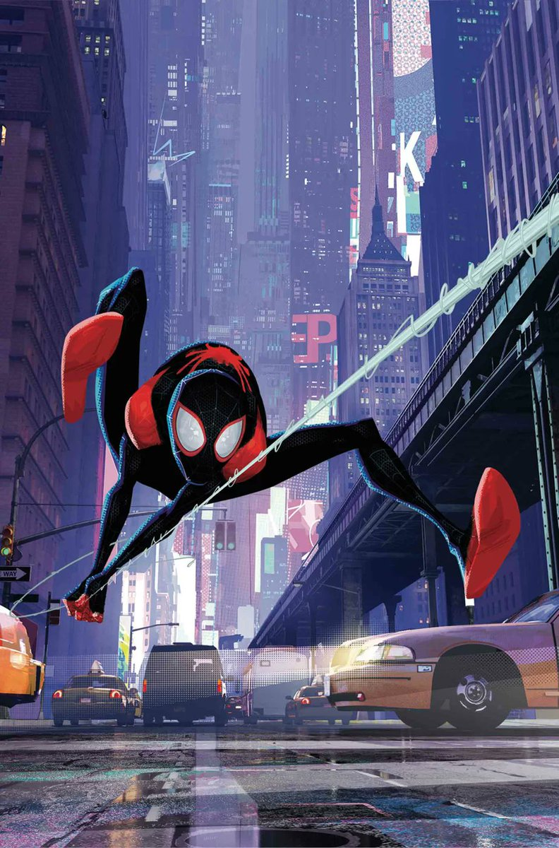 The Ultimate Spin Podcast On Twitter Check Out This Spiderverse