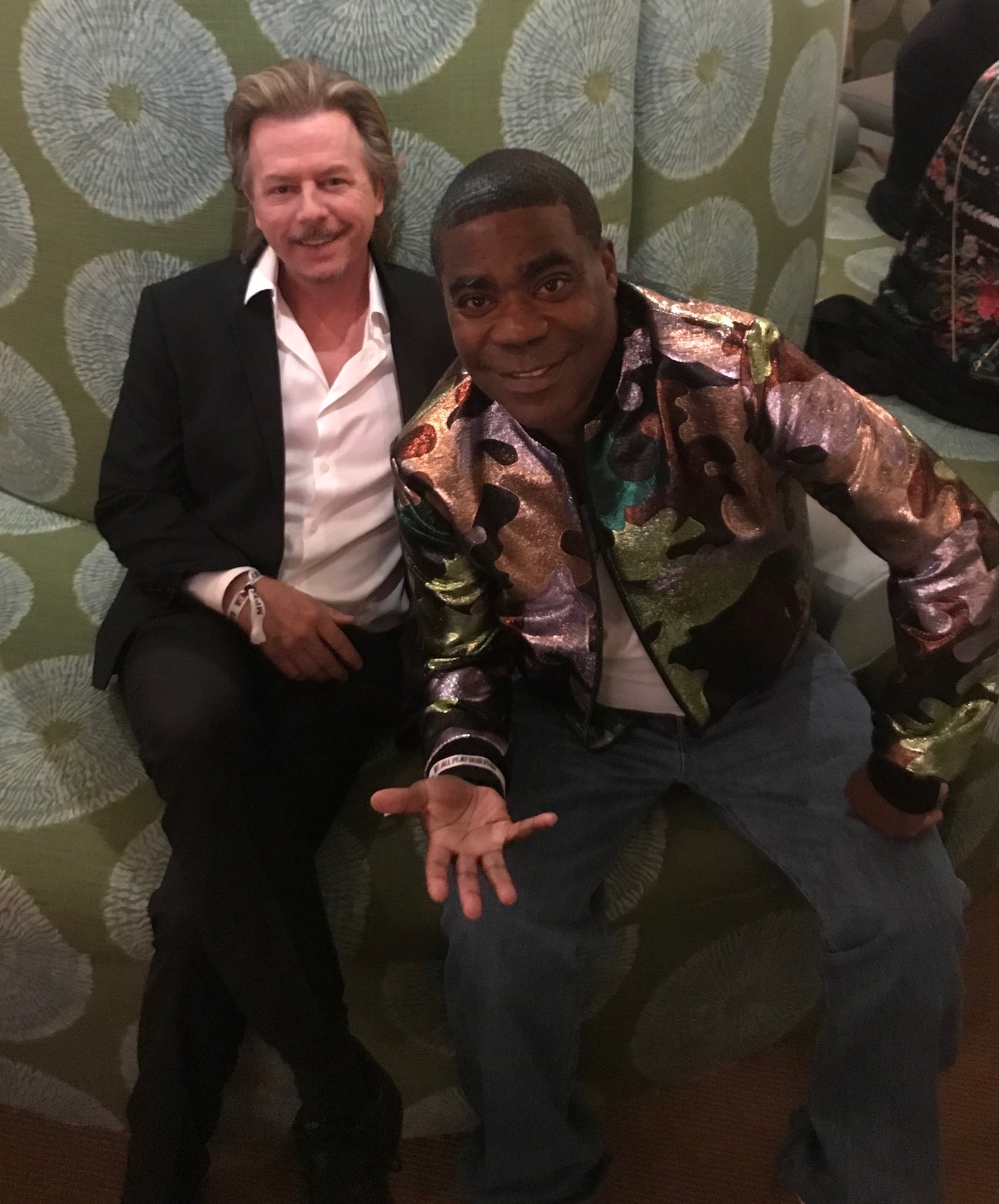This guy is always funny to catch up with.  @RealTracyMorgan https://t.co/3pu3tmFCqG