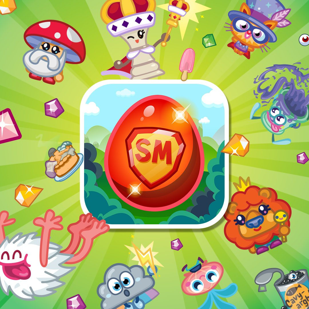 Goopendous news! You can now access ALL our games and features in our Moshi Monsters Egg Hunt app for FREE! Make sure you check your Moshi Mail for a special present and message from us. Fangtastic! Download and play now!  moshi #moshimonsters #moshiegghunt ❤️ 💛 💜 💚 💙