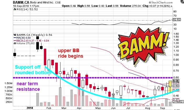 Bamm C Updated Chart On The Weekly Herepic Twitter Gmwvuusduk