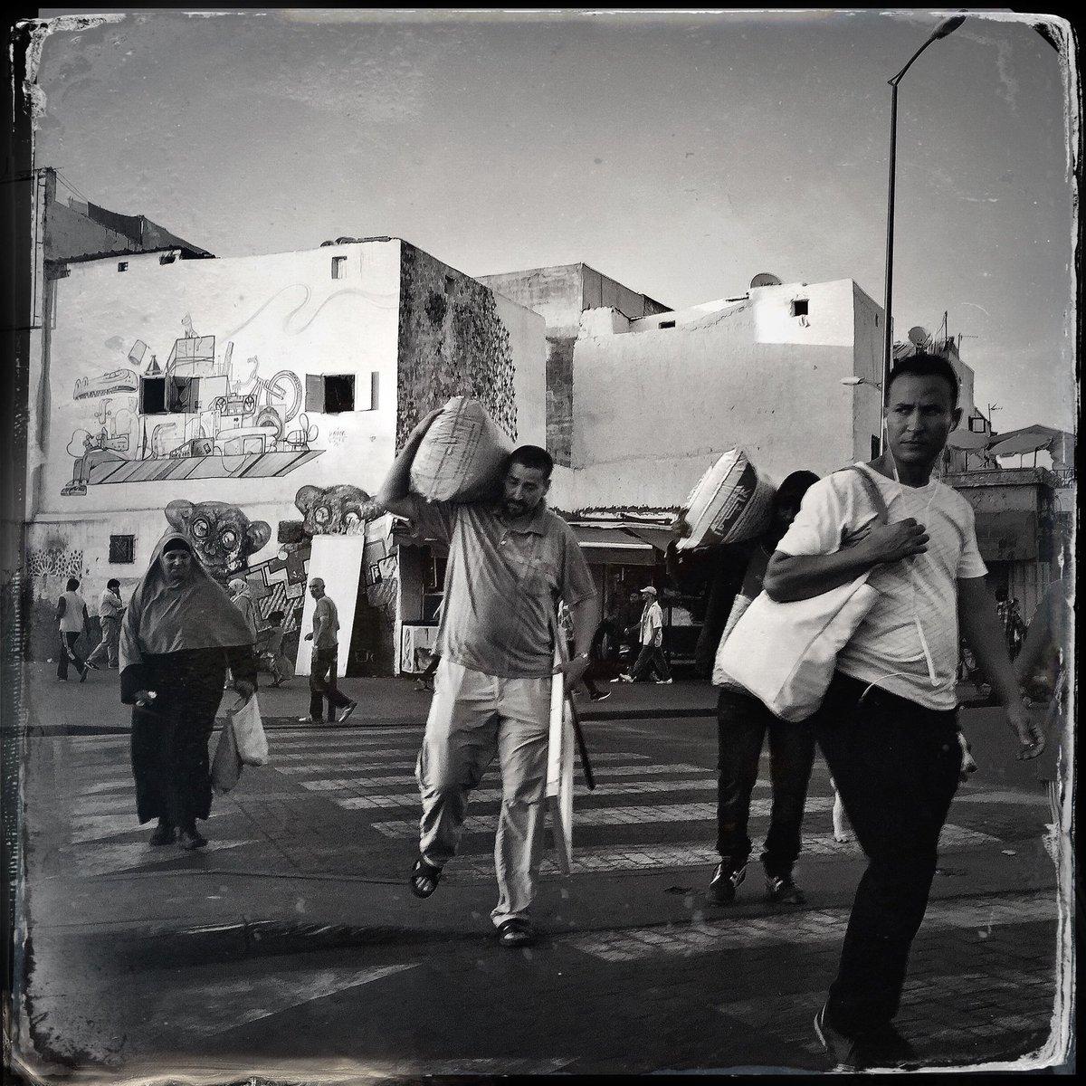 18h54 - Casablanca