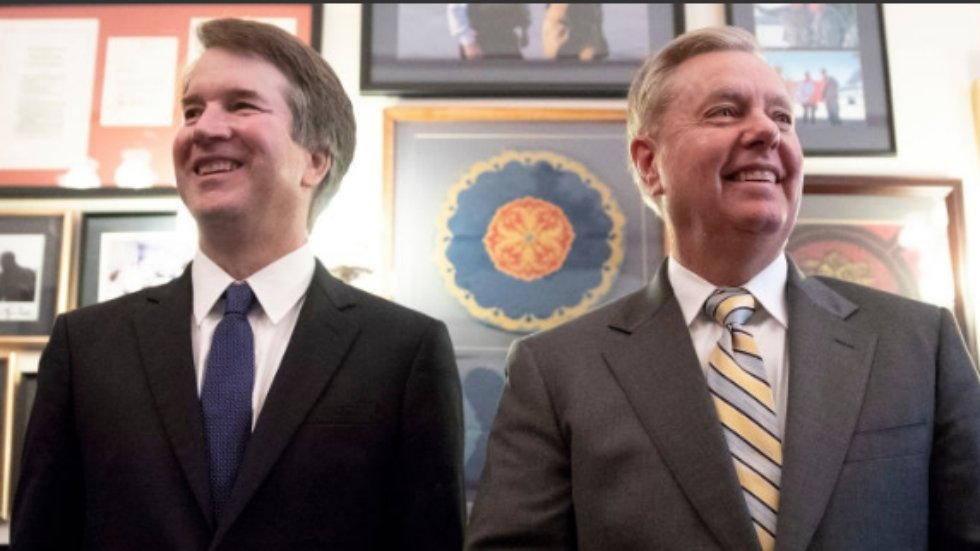 Graham: Who paid for Kavanaugh accuser's polygraph test? https://t.co/aFesvvAGqU