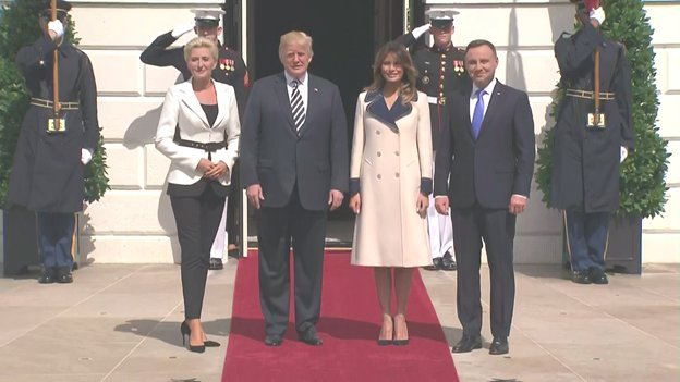 President Trump Joint Press Conference with President Duda of Poland – 2:10pm Livestream… https://t.co/4yBzWR5Joc https://t.co/l75K23sBHV