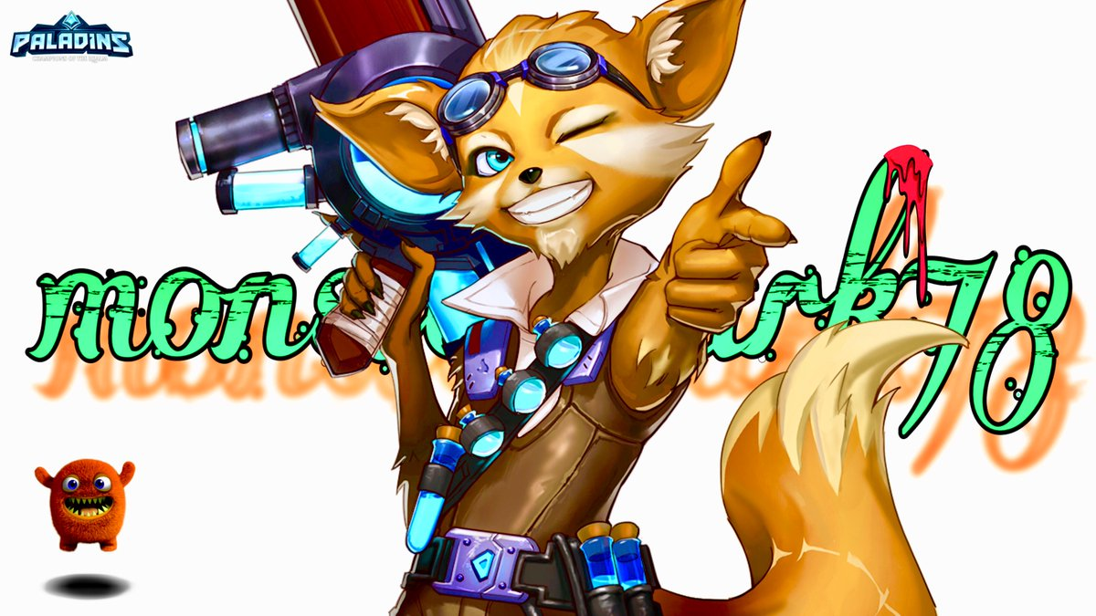 LIVE NOW- PALADINS youtube.com/watch?v=9lGOad… . . . @TrendyEnt #dungeondefenders #FOLLOWME #FOLLOW #RETWEET #LIVESTREAM #LIVE #FORTNITEGAME #GAMER #GAMING #VIDEOGAMES #PS4 #PS4LIVE #PLAYSTATION #PS4GAMING #LoveYourselfAnswer #GAMERS #FortniteSeason5 #PS4GAMES
