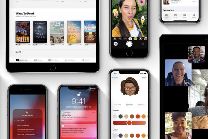 iOS 12.1 beta 1 is available for developers. It re-introduces Group FaceTime, and who knows what else? https://t.co/M3tOZ9wSYZ
