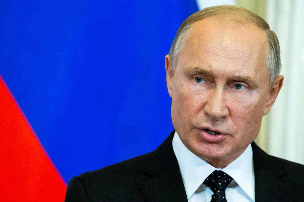 Putin sees chance circumstances behind downing of Russian plane off Syrian coast https://t.co/8HF0ZyLc5Q