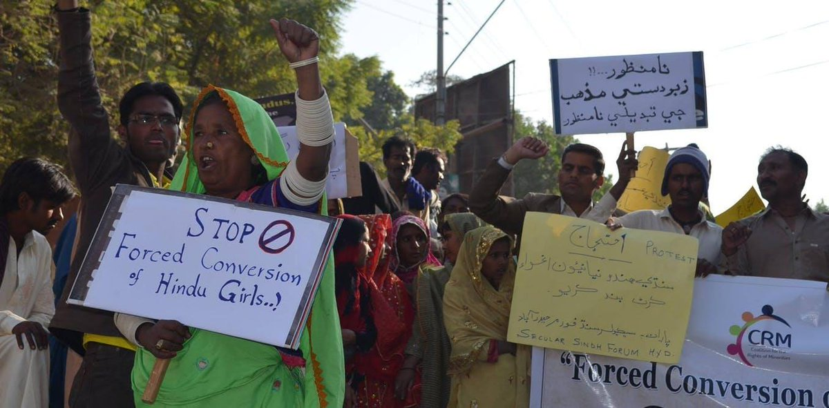 'Forced conversions' ofHindu women to Islam inPakistan: anotherperspective https://t.co/y7cS5QcPfZ
