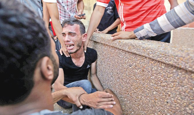 Two #Palestinians killed during #Israeli attack on #Gaza https://t.co/LZZILXvR66