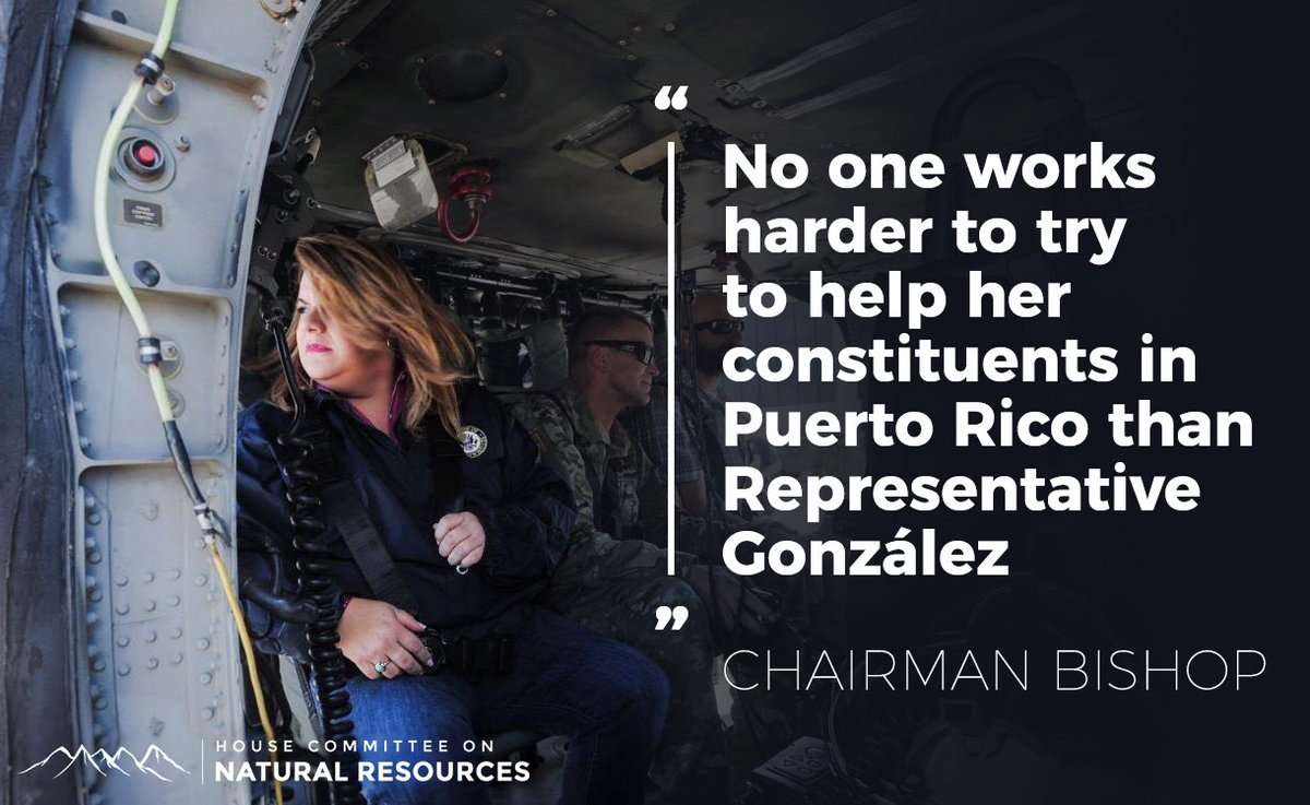 Working together, we can ensure that Puerto Rico not only recovers and rebuilds, but that it will succeed. As Americans, we are all in this together. 🇵🇷🇺🇸