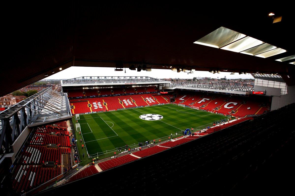 AO VIVO: Acompanhe o lance a lance de Liverpool x PSG  https://t.co/F1LfO2plDI