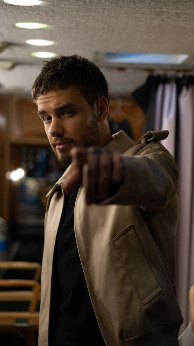 Get ready!! The #LPFirstTime official video comes out this Friday! 📸: @LiamPayne