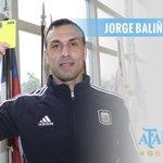 Jorge Baliño Twitter Photo