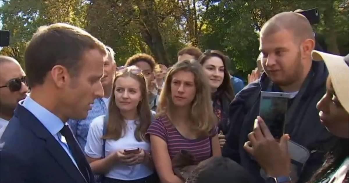 Le jeune horticulteur qui a rencontré Macron va se voir proposer un emploi https://t.co/Pw5e4G19GP