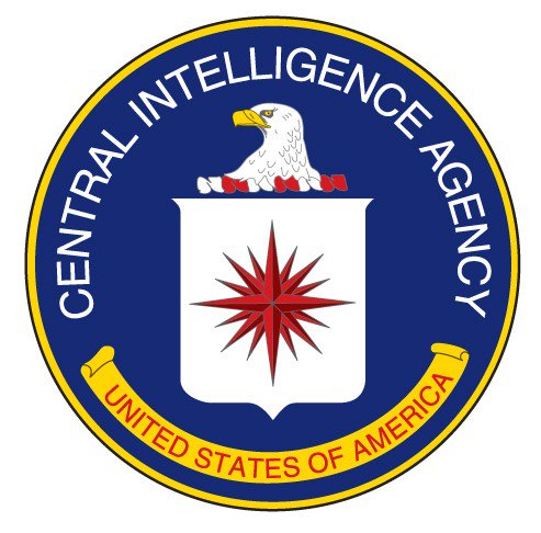 The Eagle = vigilance, a symbol of our nation.  The Defense Shield = intelligence as our nation's first line of defense.  The 16-Point Compass Rose = information coming in from all points of the globe & being brought together at one central place.