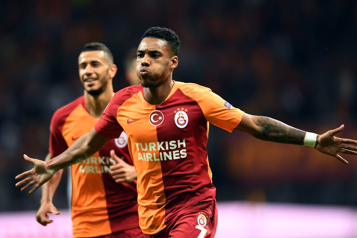 Garry Rodrigues ⚽️  #UCL