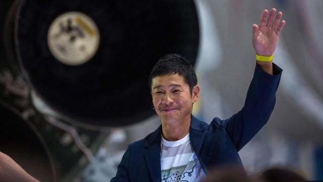 Qui est Yusaka Maezawa, premier touriste lunaire ? https://t.co/KO3unLXg7f