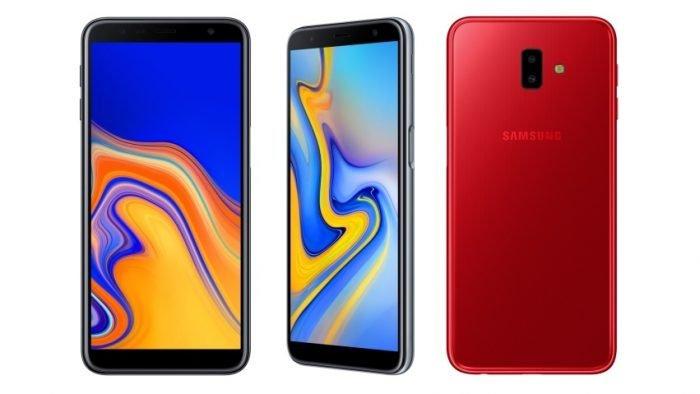 Samsung revela detalhes do Galaxy J6+ e Galaxy J4+ antes dolançamento https://t.co/YUJkQBdJ3q